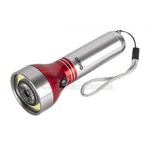 Фонарь ФAZA AF6-L3W/L1W-rd 3Вт COB+1Вт LED красный