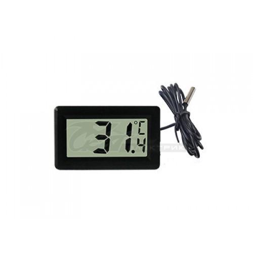 Термометр с дистанционным датчиком REXANT