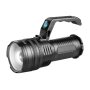 Фонарь аккумуляторный Jazzway Alum3-L5W (5Вт, ZOOM, 3*18650, 420Лм) черный металлический