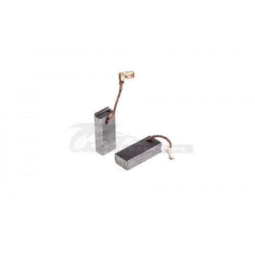 Щетки угольные Hammer для Makita (СВ-350) AUTOSTOP (2шт)