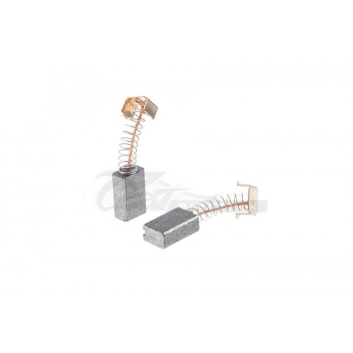 Щетки угольные Hammer для Интерскол (УШМ-125/900) (2шт)